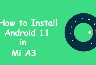 android 11 mi a3