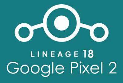 Pixel 2 LineageOS 18 Update