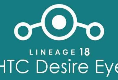 Download LineageOS 18 for HTC Desire Eye