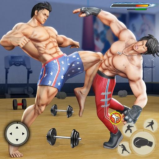 GYM Fighting Games: Bodybuilder Trainer Fight PRO - Mod APK